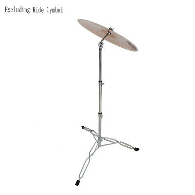 "18"" 16"" Hi-Hat Cymbal Stand Adjustable Height High Quality"