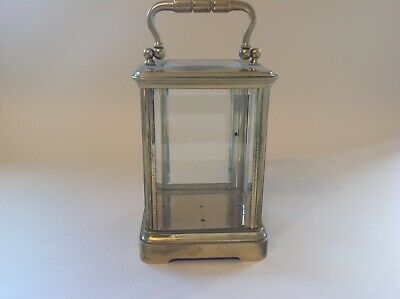 Antique French Carriage Clock Case