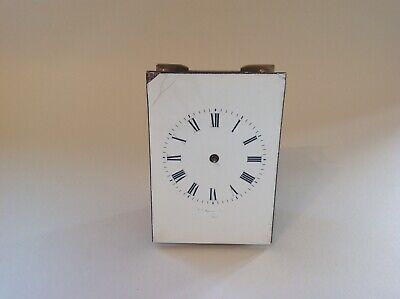 French Carriage Clock Movement For Spares