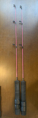 """Apache Tomahawk 24/"""" Medium Action Casting Ice Rod CHOOSE YOUR COLOR!!"""