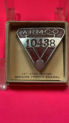 Middletown, Ohio - Armco Workers Badge #10438
