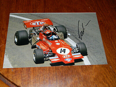 F1 Niki Lauda  Hand Signed In Person   Picture 2  ...Sale Price For 1 Week Only