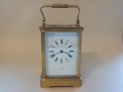 Stunning Antique Carriage Clock From E Maurice & Co Paris