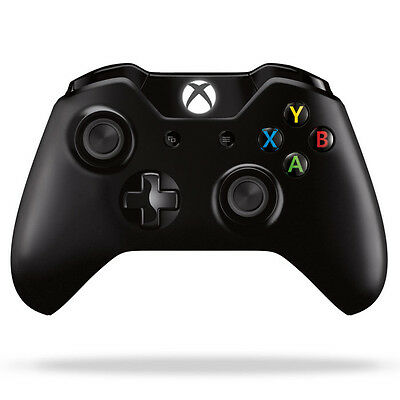 Xbox One Controller | Black | Wireless | 3.5mm | 100% Tested | Microsoft X 1