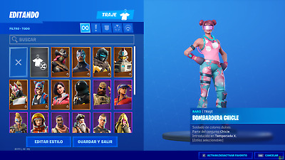 Fortnite +20 Skins, Legend, Fast Order, Season 3 Pickaxe (Only For Pc).
