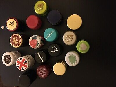 Metal Bottle Tops - Wine Bottles For Arts and Crafts x 110