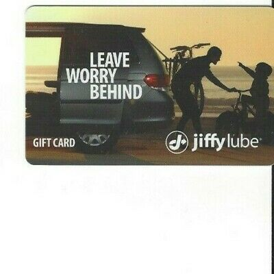 $50 Jiffy Lube Gift Card - no expiration date