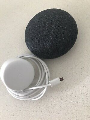 Google Home Mini - Charcoal