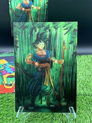 Dragon Goku All Roles Hot Japan Anime Fabric Poster Art TY915-20x30 24x36 Inch