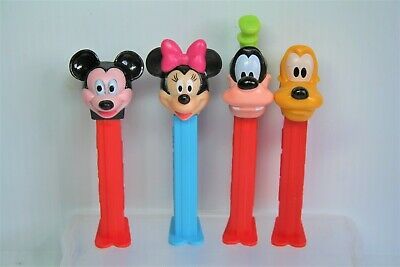 Mickey with friends Pez Dispensers