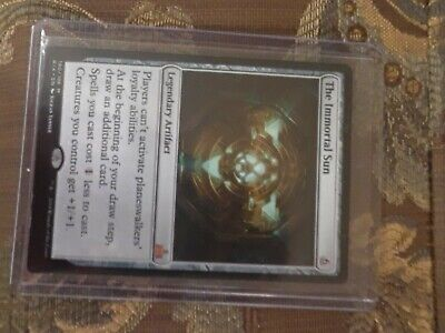 Magic the Gathering MTG 1x The Immortal Sun
