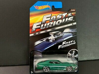 Hot Wheels Ford Gran Torino Sport 72 Fast and Furious 1/64