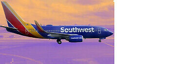 Southwest Airlines Luv  Voucher $55.00 / Expiration:March 13.2020)
