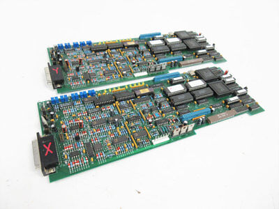 2x NEWPORT KENSINGTON LABS AXIS MODULE ~ PM500-C PM500-C6 4000-60002 X Y CMD