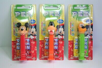 Mickey Mouse Clubhouse - Pez Dispensers