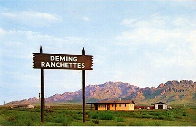 Two (2) 1/2 Acres Lots One In Deming And One In Sunshine Valley New Mexico