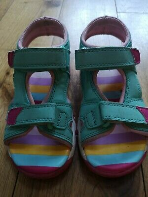 John Lewis Girls Sandals Infant 9