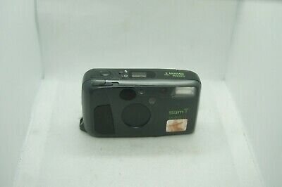 Kyocera Slim T Carl Zeiss T* 35mm film point and shoot camera from Japan,C01477