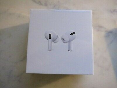 Apple AirPods Pro MWP22AM/A White Brand New Sealed - In Hand - Ships Now
