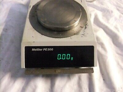 mettler pe 300 balance,mettler,balance,scale,labs,research