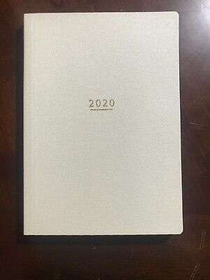 New Mara-Mi 2020 (Undated) Daily Planner / Hourly, 96 Pages, 5.75 X 8.13