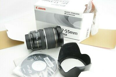 Canon EF-S 17-55 mm F/2.8, IS USM, OVP (box)