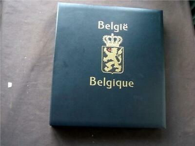 UPA6040 NR 63 pics BELGIUM 1992-2011 MINT &USED STAMP COLLECTION IN DAVO ALBUM