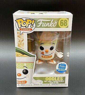 Funko POP! Shop Exclusive - Oodles Cup of Noodles - #68 (SOLD OUT, IN HAND)