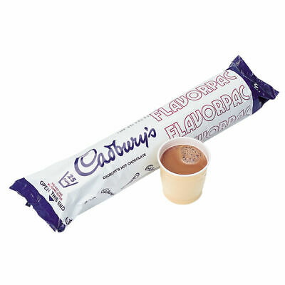 NEW! Cadbury Autocup Drinking Chocolate Pack of 25 A04256