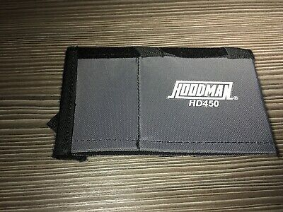 Hoodman HD450 Sunshade For Viewfinder Camera Screen For Canon Xf300 And More