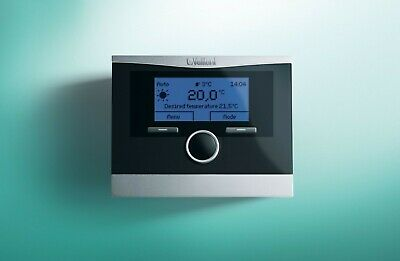 VRC 470 Vaillant weather compensating programmable room thermostat