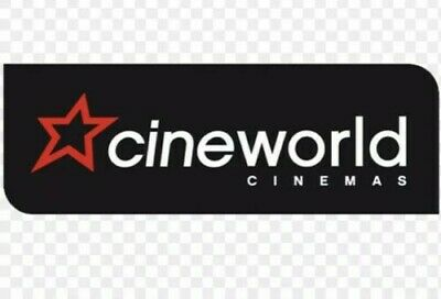 £20 Cineworld e-Gift Voucher