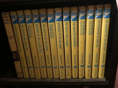 Nancy Drew Series Books (You Pick) 27 Books to choose from!!