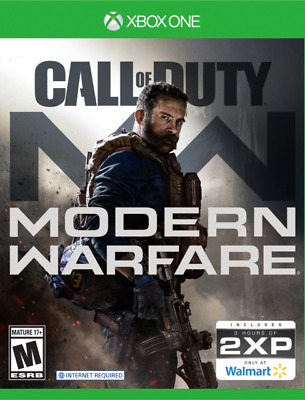 Call of Duty: Modern Warfare (Xbox One, 2019) Unopened/Sealed Game