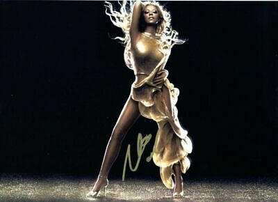 "Mariah Carey - Hand Signed Autograph Photo 8x12"" - COA"