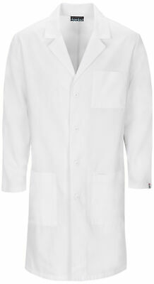 "Cherokee 1446AB 40"" Unisex Lab Coat Medical Uniforms Scrubs"
