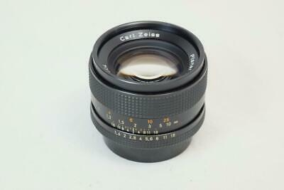 Carl Zeiss 50mm f/1.4 Planar T* for Contax/Yashica Cameras - MUST READ! (6213)