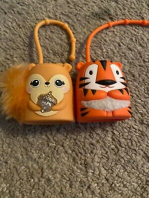 Bath and Body Works Pocketbac Hand Sanitizer Holders Lot Of 2
