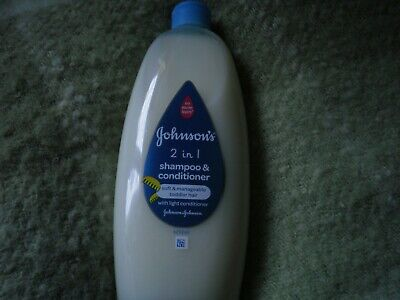 Johnson,S Baby 2 In 1 Shampoo & Conditioner 500 Ml