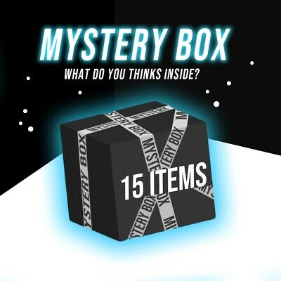 Thriller Box Clothing, Games, Dvds, Figures, And Many Other Items Min 15 Items