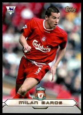 Topps Premier Gold 2004-Liverpool Danny Murphy-L4