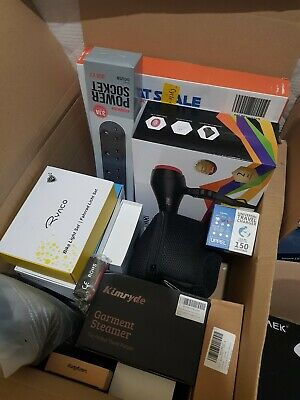 Brand New Home & Electronics Appliances Lot (£45+)