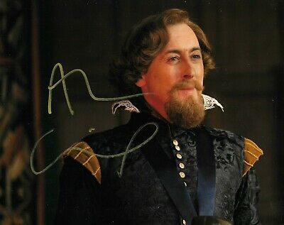 Alan Cumming Signed Doctor Who 10x8 Photo AFTAL