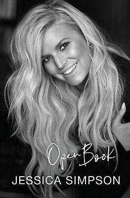 Open Book - Hardcover- by Jessica Simpson