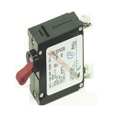 CARLING 15 AMP BREAKER SWITCH AA1-X0-00-074-3B1-C MARINE BOAT