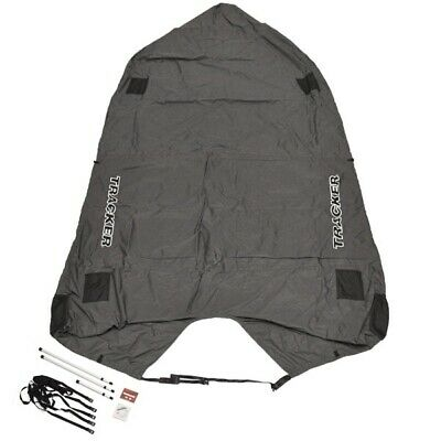 Dowco Boat Mooring Cover 34636-11 | Tracker PGV 16 Charcoal 2013-2016