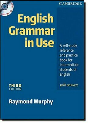 English Grammar In Use with Answers and CD ROM: A  by Murphy, Raymond 0521537622