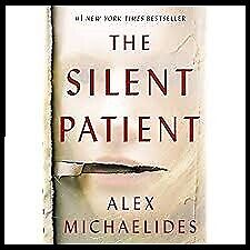 The Silent Patient by Alex Michaelides (Digital, 2019)
