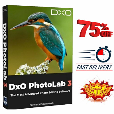 DxO PhotoLab 3   Official Version   Liftime License 🔥 {FAST DELIVERY} 🔥30s🔥