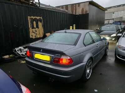 2004 Bmw M3 E46 Coupe Manual Spares Or Repairs Px Swap No Reserve